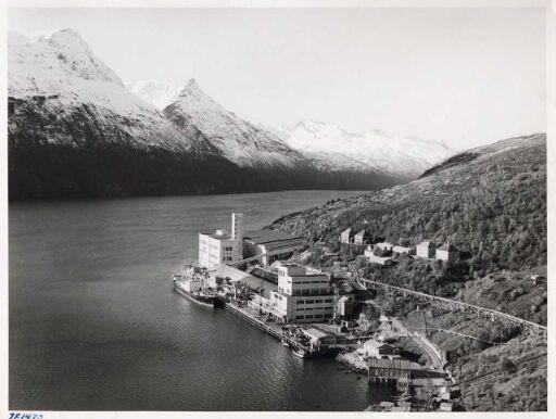 Fullgjødselfabrikk for Norsk Hydro
