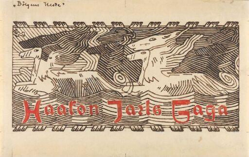 Titteldekorasjon, Håkon jarls saga
