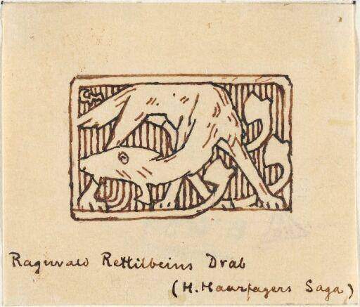 Ragnvald Rettilbeines drap