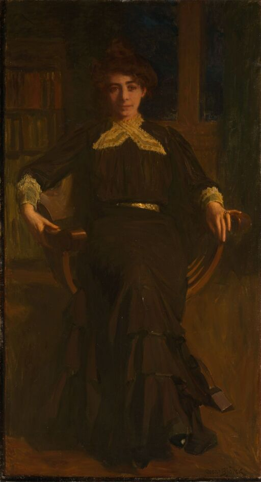 Fru Dagmar Møller f. Bosse