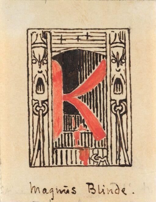 Initialen K