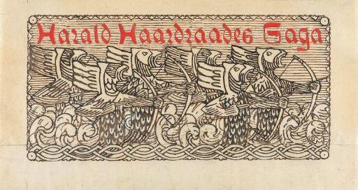 Titteldekorasjon, Harald Hardrådes saga