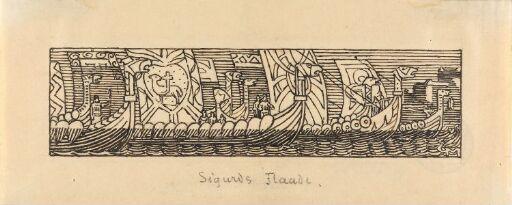 Sigurds ferd fra landet