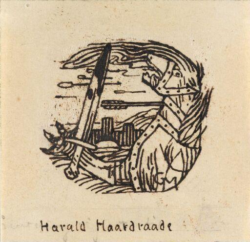 Sluttvignett, Harald Hardrådes saga