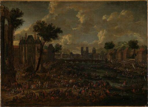 Popular Festival in Paris