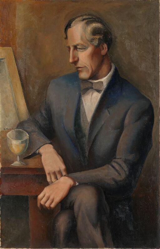 Portrett av Sigurd Danifer