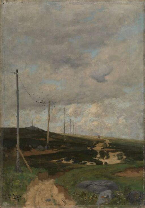View from Jæren