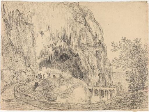 Grotte ved Amalfi