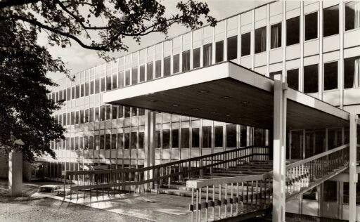 Odontologisk institutt ved Universitetet i Bergen