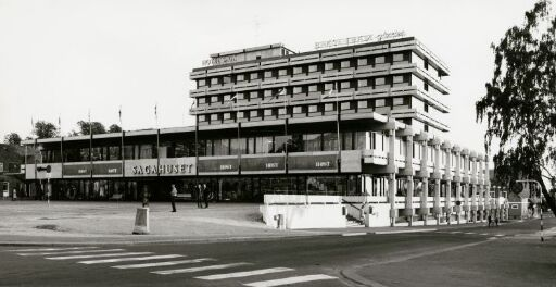 Hotell Saga i Sarpsborg
