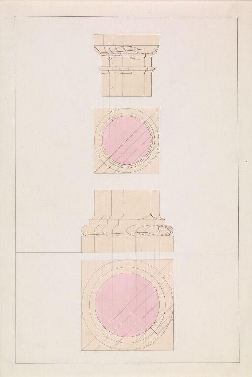 Konstruksjon av søyleorden