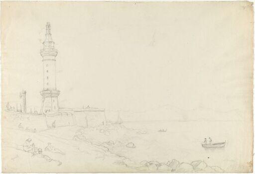 Fyrtårnet ved Napoli