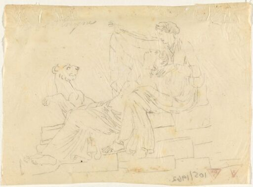 Bacchus og Erigone