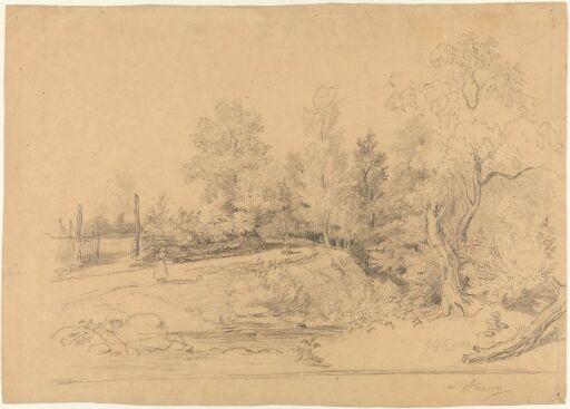 Landskap ved Annecy