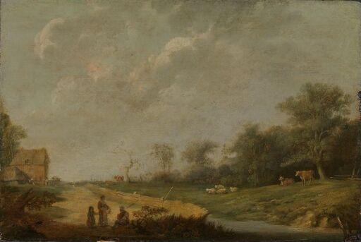 Hollandsk landskap