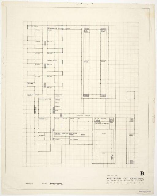 Institutt for arkitektur og formgivning