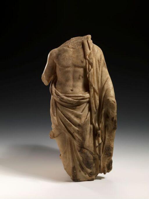 Statuette of Asklepios, Campana type