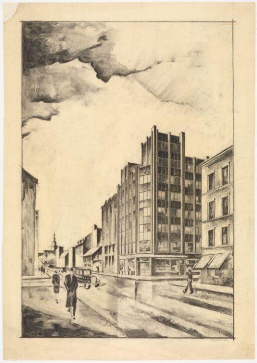 Forretnings- og kontorbygning i Oslo