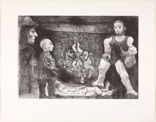 Picasso, hans verk og hans publikum