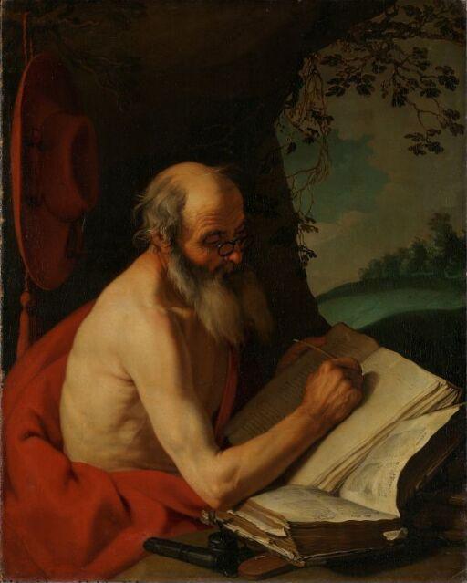 Den hellige Hieronymus