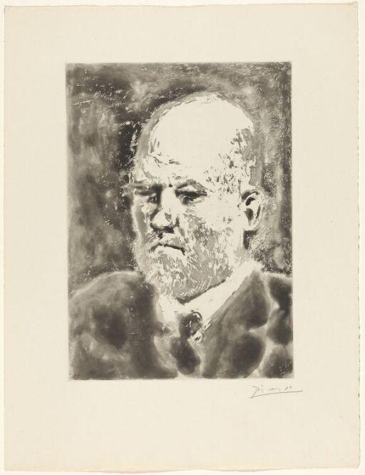 Portrett av Vollard I