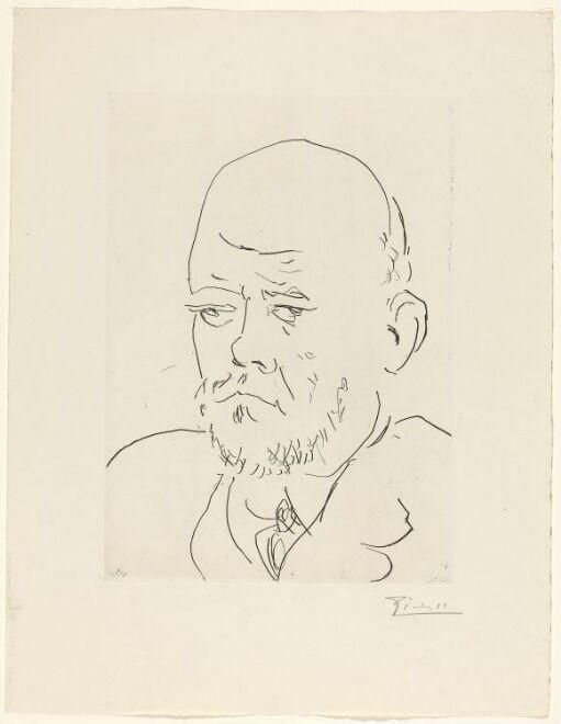 Portrett av Vollard III