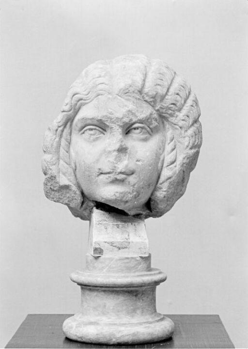 Portrait of Julia Domna, Fesch type