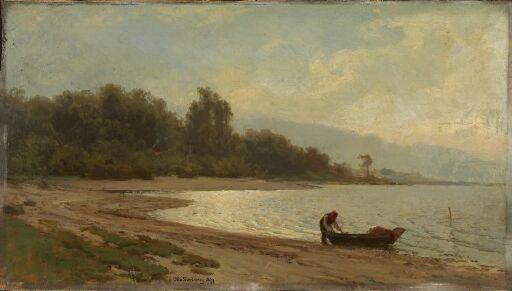 Landscape at Mjøsa