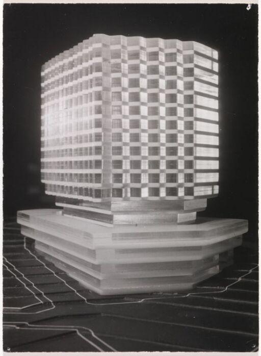 Forslag til nybygg i Tostrupkvartalet
