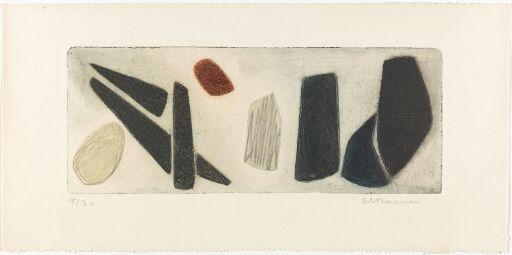 G 13-1953 Composition de petites formes