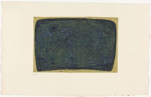 G 21-1958 Lite blått gravsted