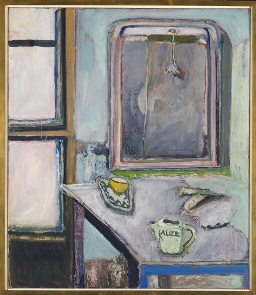 Bord og speil
