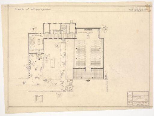 Krematorium på Stalsberghagen