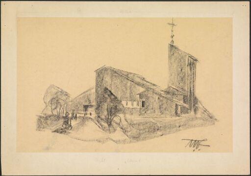 Gravberget Kirke. Forprosjekt