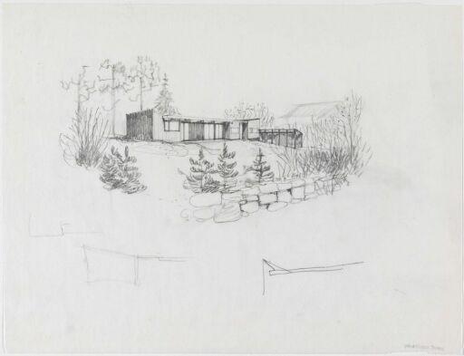 Wenche og Jens Selmers eget hus