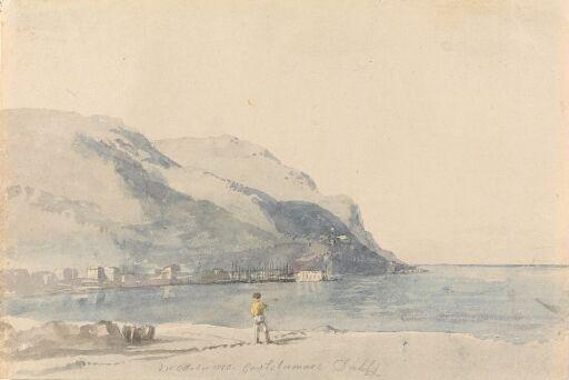 The Beach at Castellammare