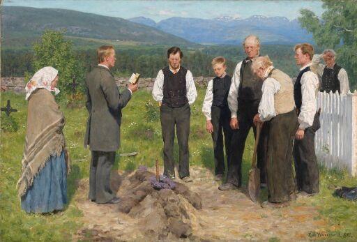 Peasant Burial