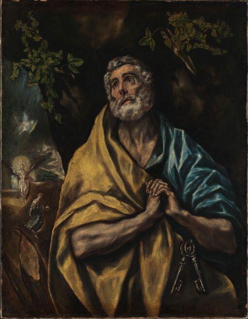 Tears of St. Peter