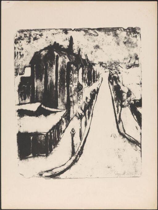 Til Brückes fjerde årsmappe 1909