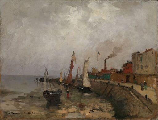 Fransk havn (Le Havre)