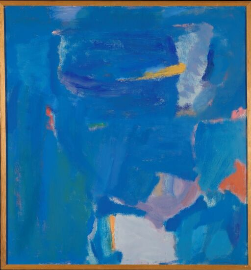Sommerblått