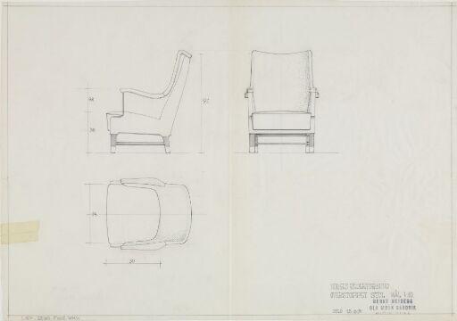 Møbler for Rederforbundet