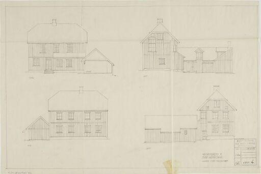 """Ombygging av """"Amaldus Nielsens hus"""" for Heyerdal"""