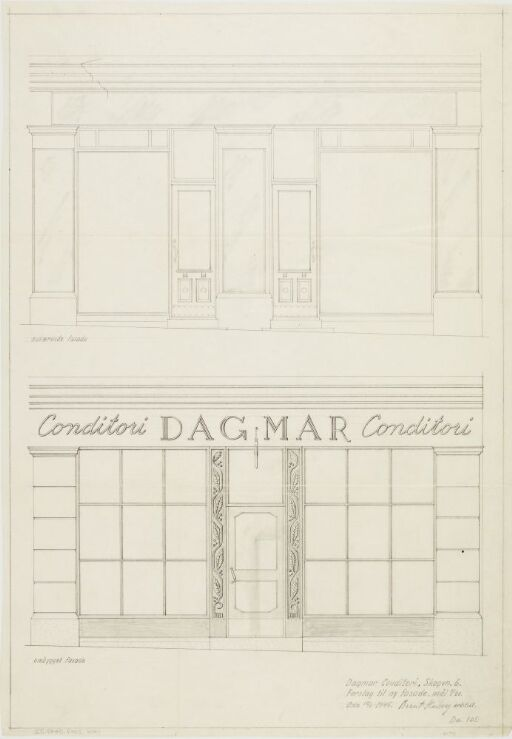 Fasade Dagmar Conditori