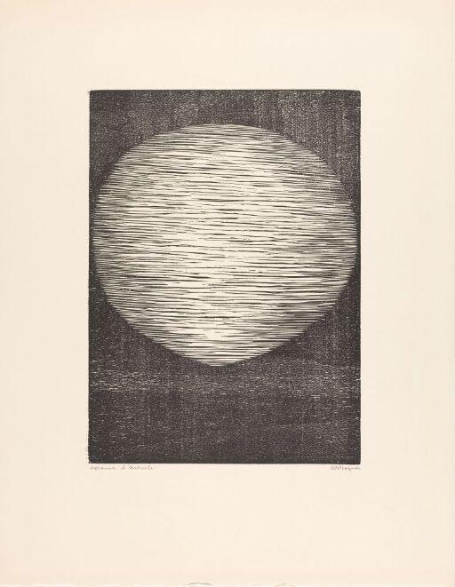 GB 16-1957 Planète