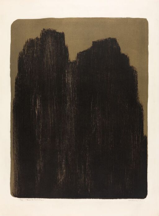 L 4-1963 Mur de montagne