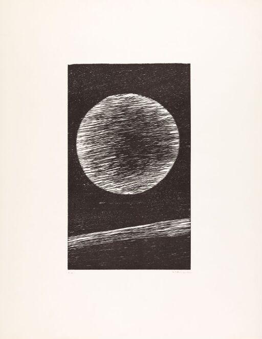 GB 38-1970 Måne og jord