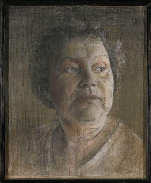 En kvinne som alltid har arbeidet - portrett av min mor