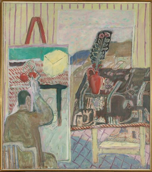 Maleren og motivet II