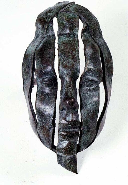 Maske (fra serien Vern/Gitter)
